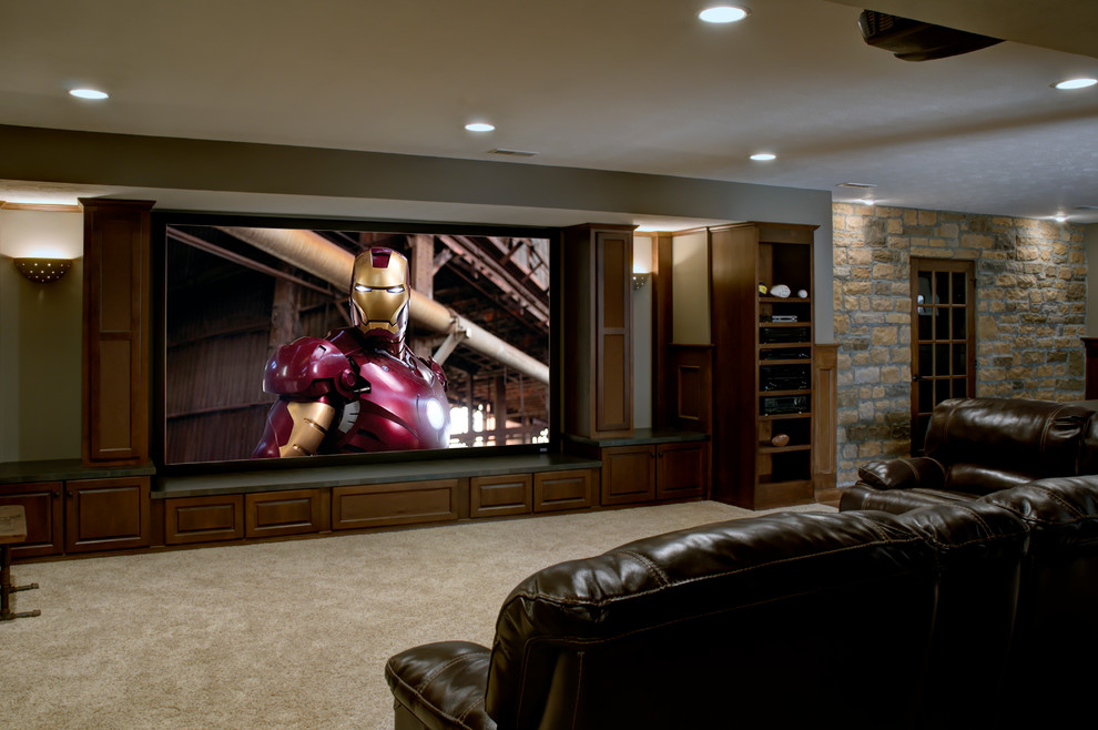 Marvelous 5 Creative Basement Makeover Ideas