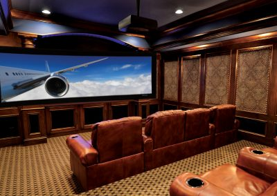 Home Theater - Brolsma Design