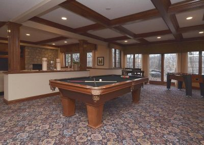 Basement Finish - Brolsma Design