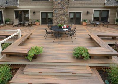 Deck Entrance - Brolsma Design